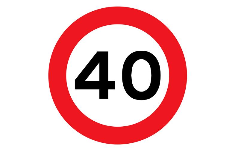 Trafiksikkerhed i Askov - hastighedsbegrænsning